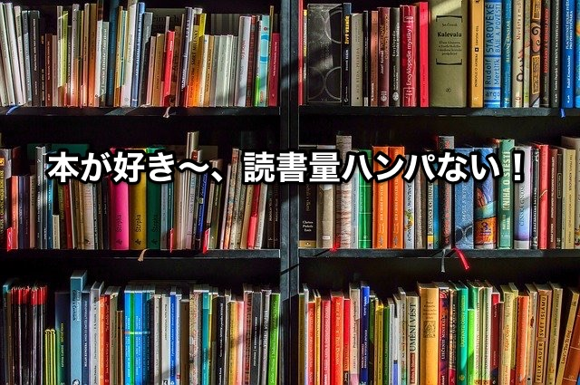 本がたくさんある本棚